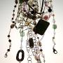 Ljusbord med smycken