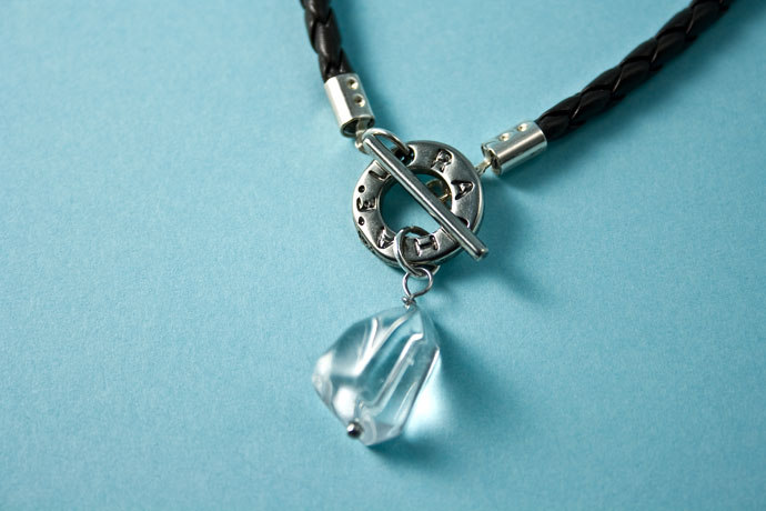 Enkelt halsband